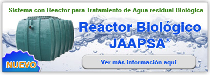 Reactor Biologico Jaapsa